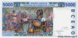 5000 Francs MALI  1998 P.413Df pr.NEUF
