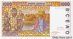1000 Francs TOGO  2001 P.811T NEUF