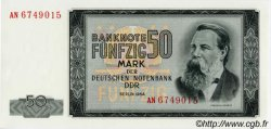 50 Mark ALLEMAGNE  1964 P.025a NEUF