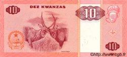 10 Kwanzas ANGOLA  1999 P.145 NEUF