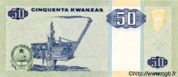 50 Kwanzas ANGOLA  1999 P.146 NEUF