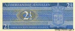2 ½ Gulden ANTILLES NÉERLANDAISES  1970 P.21a NEUF