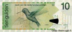 10 Gulden ANTILLES NÉERLANDAISES  1998 P.28a NEUF