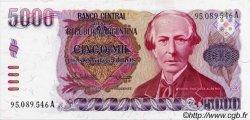 5000 Pesos argentinos ARGENTINE  1985 P.318 NEUF