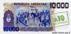 10000 Pesos argentinos ARGENTINE  1985 P.322c NEUF