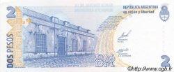 2 Pesos ARGENTINE  1997 P.346 NEUF