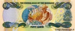 ½ Dollar BAHAMAS  2001 P.68 NEUF
