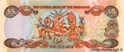 5 Dollars BAHAMAS  2001 P.70 NEUF
