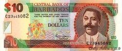 10 Dollars BARBADE  2000 P.62 NEUF