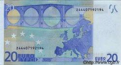 20 Euro EUROPE  2002 €.120.15 NEUF