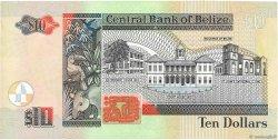 10 Dollars BELIZE  2001 P.62b NEUF