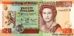 20 Dollars BELIZE  2000 P.63b NEUF