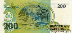 200 Cruzeiros BRÉSIL  1990 P.229 NEUF