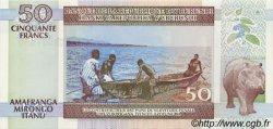 50 Francs BURUNDI  2001 P.36c NEUF
