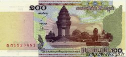 100 Riels CAMBODGE  2001 P.53a NEUF