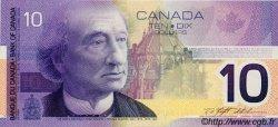 10 Dollars CANADA  2001 P.102a NEUF