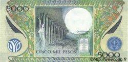 5000 Pesos COLOMBIE  1998 P.447 NEUF