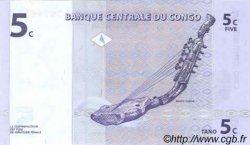 5 Centimes CONGO (RÉPUBLIQUE)  1997 P.081a NEUF