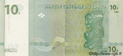 10 Francs CONGO  1997 P.87B NEUF