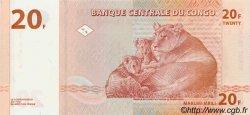 20 Francs CONGO  1997 P.88a NEUF