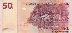 50 Francs CONGO (RÉPUBLIQUE)  2000 P.091 NEUF