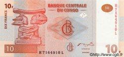 10 Francs CONGO  2003 P.93 NEUF