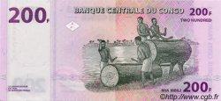 200 Francs CONGO (RÉPUBLIQUE)  2000 P.095 NEUF