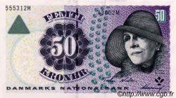 50 Kroner DANEMARK  2000 P.055b NEUF