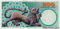 200 Kroner DANEMARK  2000 P.057b NEUF