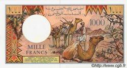 1000 Francs DJIBOUTI  1991 P.37e NEUF