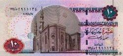 10 Pounds ÉGYPTE  2003 P.064a NEUF