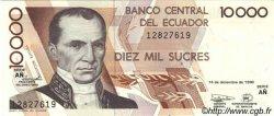 10000 Sucres ÉQUATEUR  1998 P.127c NEUF
