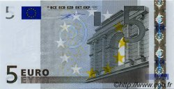5 Euros PAYS-BAS  2002 €.100.05 NEUF