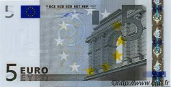 5 Euro EUROPE  2002 €.100.05 NEUF