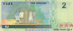 2 Dollars FIDJI  1996 P.096b NEUF