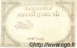 5 Livres FRANCE  1793 Laf.171 SUP