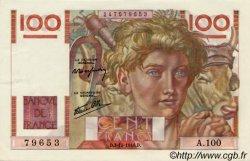 100 Francs JEUNE PAYSAN FRANCE  1946 F.28.09 pr.SPL