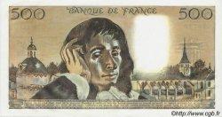 500 Francs PASCAL FRANCE  1981 F.71.25 SPL