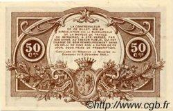 50 Centimes FRANCE régionalisme et divers BERGERAC 1917 JP.024.24 NEUF