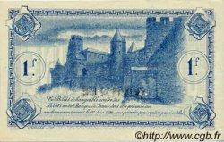 1 Franc FRANCE régionalisme et divers Carcassonne 1917 JP.038.14 NEUF