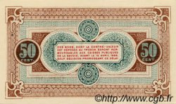 50 Centimes FRANCE régionalisme et divers CHAMBÉRY 1920 JP.044.12 NEUF