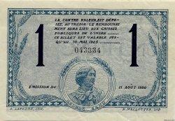 1 Franc FRANCE régionalisme et divers Chateauroux 1920 JP.046.26 NEUF