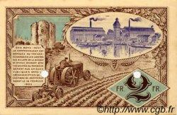 2 Francs FRANCE régionalisme et divers Corbeil 1920 JP.050.06 NEUF