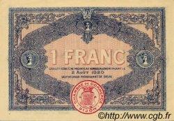 1 Franc FRANCE régionalisme et divers Dijon 1915 JP.053.04 NEUF