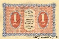 1 Franc FRANCE régionalisme et divers Gray et Vesoul 1915 JP.062.03 NEUF