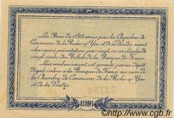 25 Centimes FRANCE régionalisme et divers LA ROCHE-SUR-YON 1916 JP.065.26