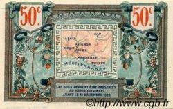 50 Centimes FRANCE régionalisme et divers Alais, Arles, Avignon, Gap, Marseille, Nîmes, Toulon 1918 JP.102.01 NEUF