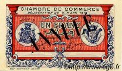 1 Franc FRANCE régionalisme et divers Bougie, Sétif 1918 JP.139.07 NEUF