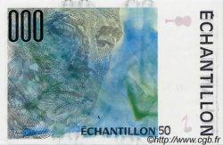 50 Francs SAINT-EXUPÉRY type Ravel FRANCE régionalisme et divers  1992  NEUF