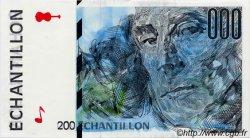 200 Francs EIFFEL, type Ravel FRANCE régionalisme et divers  1992  NEUF